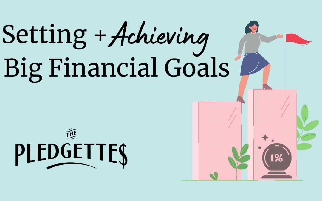 No Fooling – We're offering a FREE goals mini-course for Financial Literacy Month